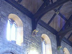 The clerestory