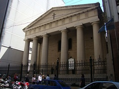 Anglican Cathedral of St. John the Baptist, is the oldest non-Catholic church building in Latin America.
