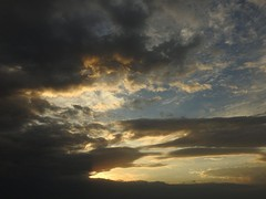 Cloudscape photography of Chandigarh
