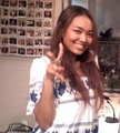 African-American-Korean singer and actress Crystal Kay