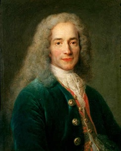 Voltaire argued that, at best, the teleological argument could only indicate the existence of a powerful, but not necessarily all-powerful or all-knowing, intelligence.