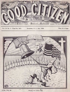 The Good Citizen 1926, published by Pillar of Fire Church