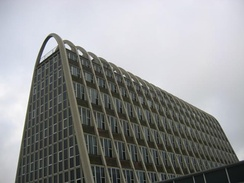 Manchester Metropolitan University's Hollings Campus – the Toast Rack