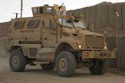 International MaxxPro MRAP