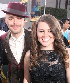 Jesse & Joy at the 13th Annual Latin Grammy Awards