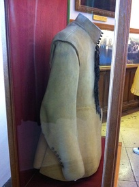 Doublet worn by Fairfax at the Battle of Maidstone in 1648