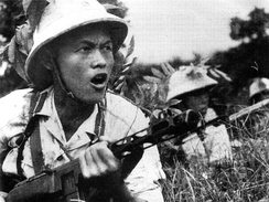 North Vietnamese regular army forces
