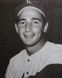 Hall of Famer Sandy Koufax threw four no-hitters, including one perfect game, in his major-league career.