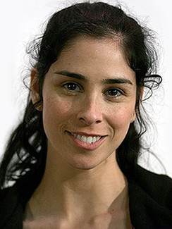 "Sarah Silverman made her debut in the two-part episode ""Future's End"""