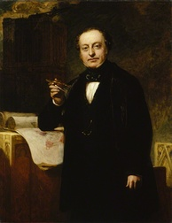 Portrait of Sir Charles Barry