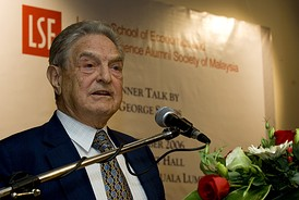 George Soros is the second richest Hungarian in the world