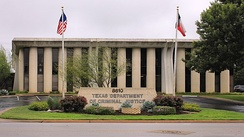 TDCJ offices in Austin