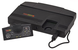 The redesigned North American version of the PC Engine, the TurboGrafx-16
