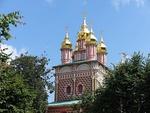 Надвратная Церковь Рождества Иоанна Предтечи Троице-Сергиева лавра 2.JPG