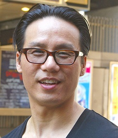 BD Wong plays the geneticist Henry Wu.