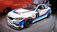 The BMW M4 GT4