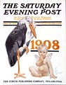 December 28, 1907. Cover by J. C. Leyendecker