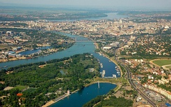 Belgrade is a major industrial city and the capital of Serbia