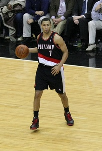 Brandon Roy was chosen as the NBA Rookie of the Year after the 2006–07 season.