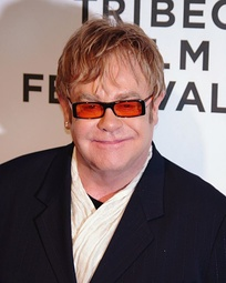 Elton John accused Madonna of lip-synching during her shows.