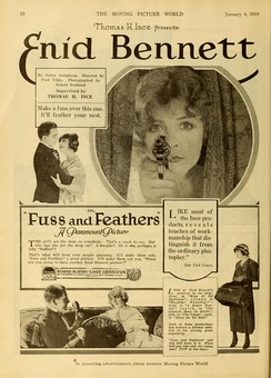 Fuss and Feathers (1918)