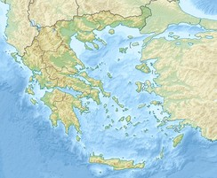 Battle of Actium is located in Greece