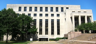 The Superior Court is housed in the H. Carl Moultrie Courthouse.