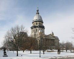 Illinois State Capitol, Sangamon County