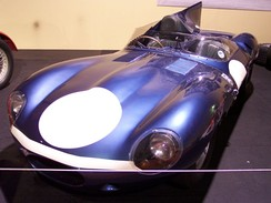 The 1957 24 Hours of Le Mans was won in a Jaguar XKD