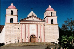 December 4: Mission Santa Barbara is founded.