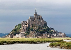 Photograph of Mont St Michel