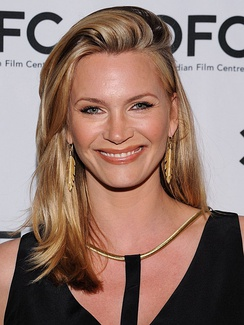 Natasha Henstridge made her theatrical debut playing Sil.