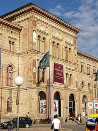 Nationalmuseum in Stockholm