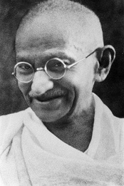 Mahatma Gandhi, the Father of India