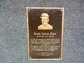 Roger Maris's plaque