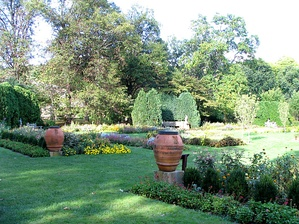 The New Jersey Botanical Garden at Skylands in Ringwood State Park, Passaic and Bergen counties