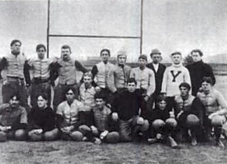 The 1893 Stanford American football team