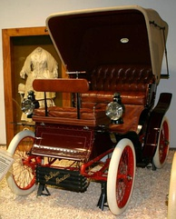 1901 De Dion-Bouton made in the United States