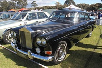 1965 Silver Cloud III Mulliner Park Wardfixed head coupé