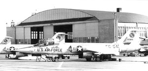 538th Fighter-Interceptor Squadron F-104 56-841 1958.jpg