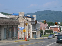 Lincoln Highway in Bedford, Pennsylvania