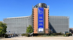 Headquarters of the European Commission in Brussels (Berlaymont building)