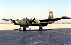 B-26K/A-26A Counter Invader (AF Ser. No. 64-17675)