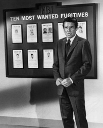 "A 1969 ""Ten Most Wanted List"" segment; these were seen at the close of some episodes."
