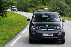 Norway has the largest BMW i3 market penetration per capita in the world.[68]
