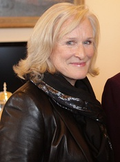 Glenn Close, Best Actress in a Miniseries or Television Film winner