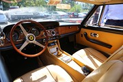 Series II interior.