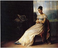 Portrait of Laure Bro, 1818