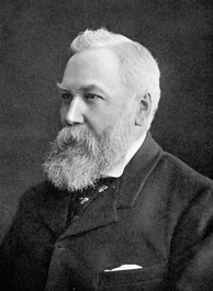 William McGregor, founder of The Football League