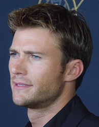 El actor Scott Eastwood, hijo de Clint Eastwood y Jacelyn Reeves.